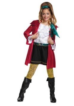 Disfraz de CJ de Los Descendientes deluxe para niñas