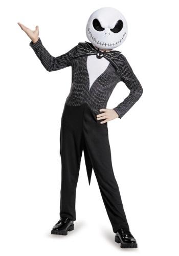 Disfraz infantil de Jack Skellington