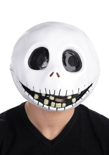 Máscara de Jack Skellington para adulto