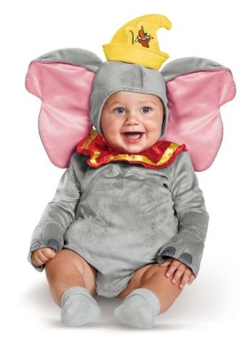 Disfraz infantil de Dumbo
