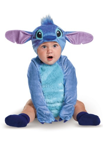 Disfraz de Stitch para bebé