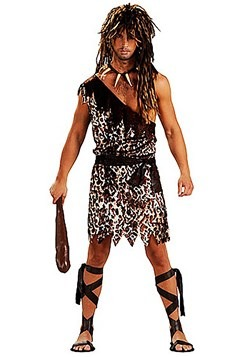 Disfraz de cavernícola
