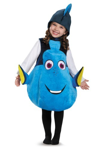 Disfraz infantil deluxe de Dory