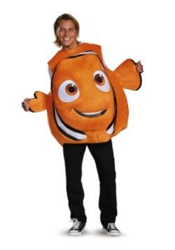 Disfraz de pez Nemo para adulto
