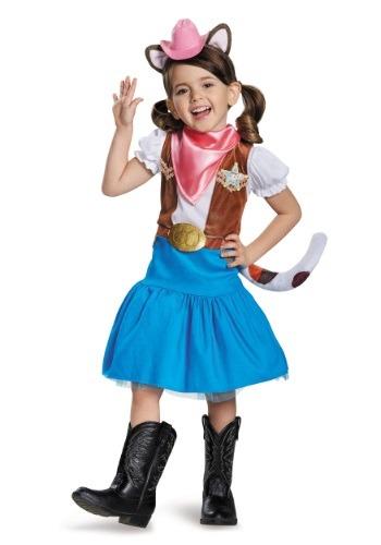 Disfraz Sheriff Callie clásico para niña