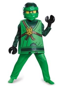 Disfraz Lloyd Ninjago Deluxe para niño