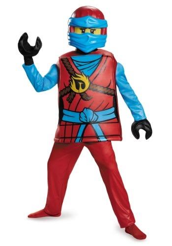 Disfraz Nya Ninjago Deluxe para niña