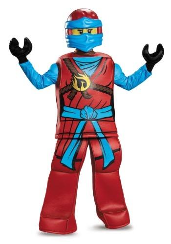 Disfraz Nya de Ninjago Prestige para niña