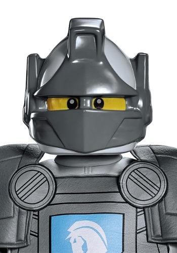 Máscara infantil de Lance Lego Nexo Knights