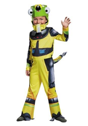 Disfraz de Dinotrux Revitt Deluxe para niño
