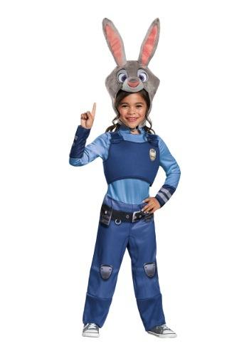 Disfraz Zootopia Judy Hopps Girls