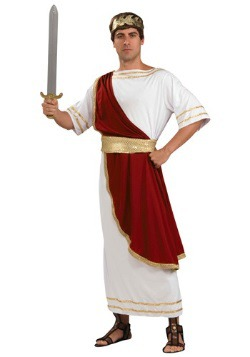 Disfraz de César para adulto