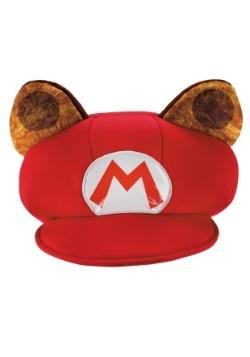 Gorro de Mario Mapache para adulto