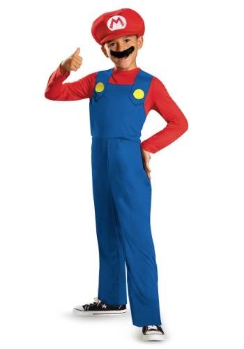 Disfraz de Mario Classic para niño