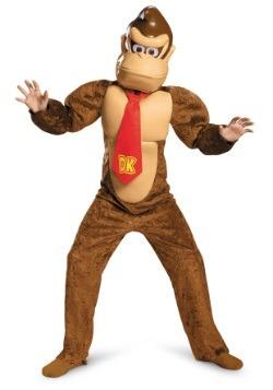 Disfraz infantil deluxe de Donkey Kong