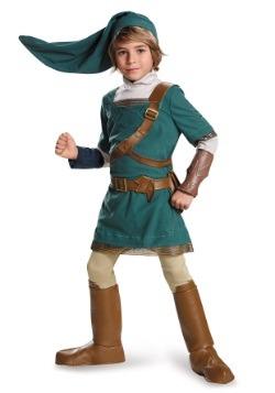 Disfraz infantil de Link Prestige