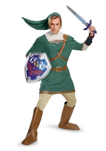 Disfraz de Link Prestige para adulto