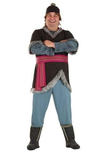 Disfraz de adulto Deluxe de Kristoff de Frozen talla extra