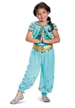 Disfraz infantil de Jasmín Prestige