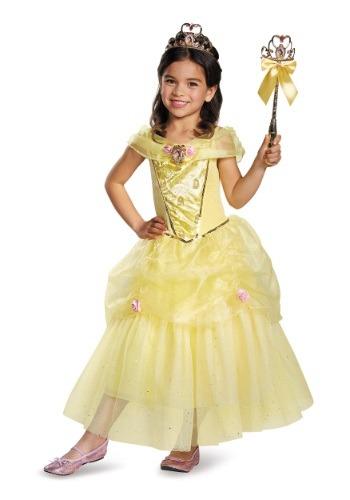 Disfraz infantil deluxe de Bella