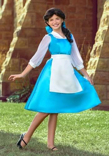 Vestido azul belle tween
