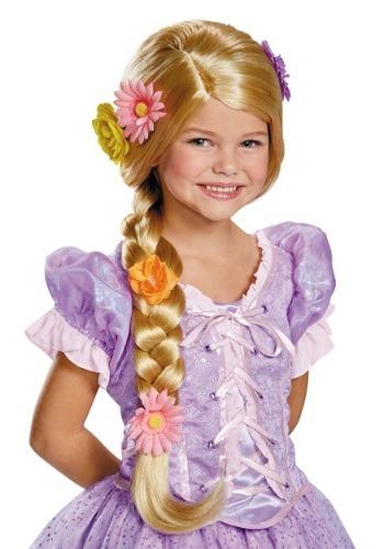 Peluca infantil Prestige de Rapunzel