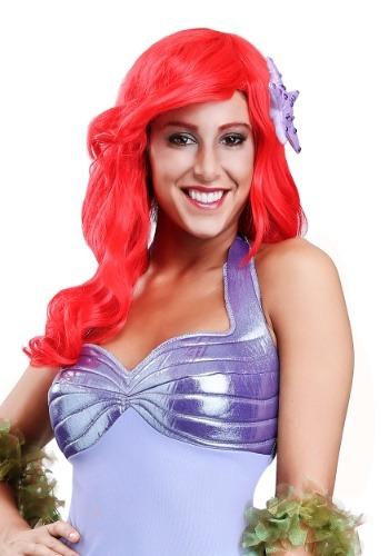 Peluca Ariel Ultra Prestige para adulto