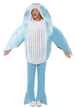 Disfraz de lujo de ballena azul