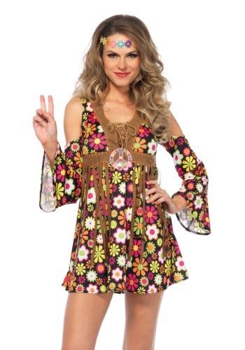 Disfraz para mujer Starflower Hippie