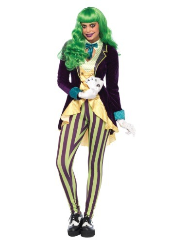 Disfraz para mujer Wicked Trickster