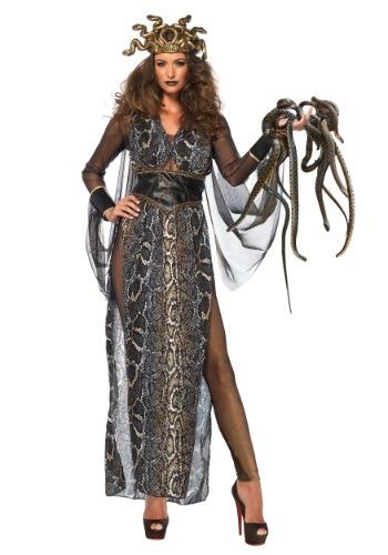 Disfraz de Medusa para mujer