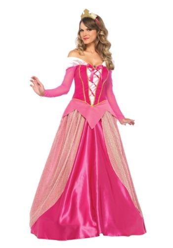 Disfraz para mujer de Princesa Aurora