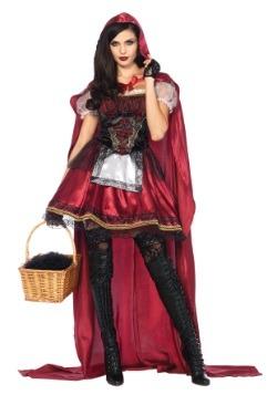 Disfraz Miss Red cautivadora para mujer