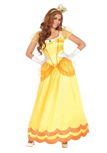 Disfraz para mujer Princesa Girasol