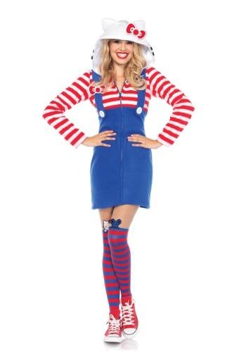 Disfraz acogedor de Hello Kitty