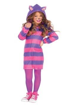 Disfraz para niñas de gato Cheshire
