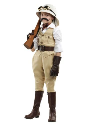 Disfraz de Cazador de Safari para niño