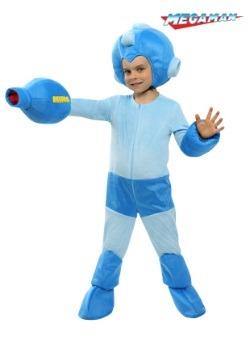 Disfraz de Mega Man para bebés y niños pequeños