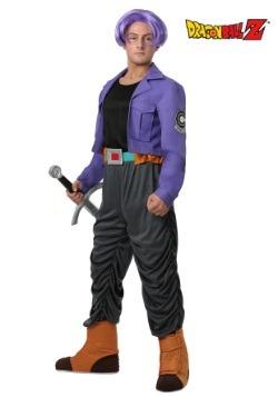 Disfraz de Dragon Ball Z Trunks para adulto