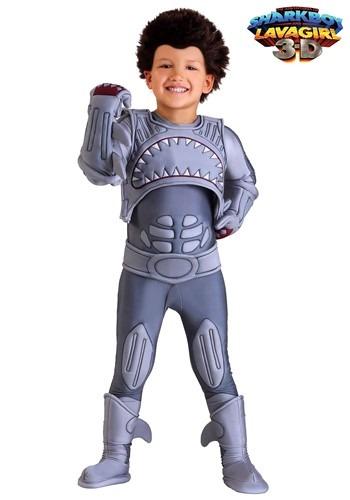Disfraz de Sharkboy para niños pequeños