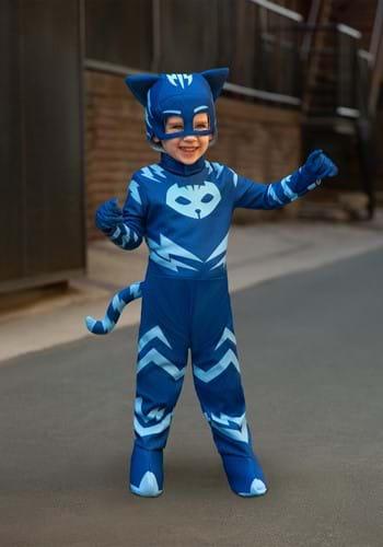 Deluxe PJ Masks Cat Boy Disfraz