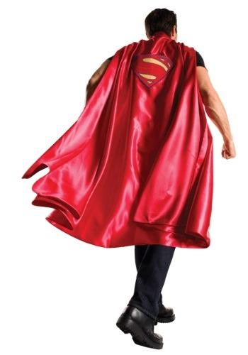Capa de Superman Dawn of Justice deluxe para adulto