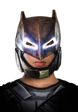 Máscara de Batman Dawn of Justice Blindada Light-Up adulto