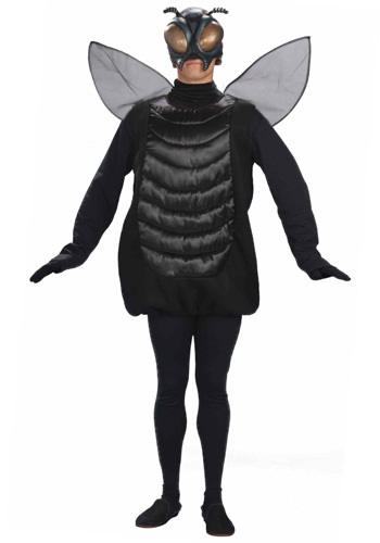 Disfraz de mosca para adulto