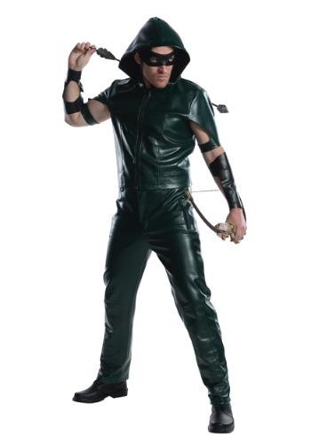 Disfraz de Arrow deluxe para adulto