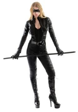 Disfraz de canario negro para adulto