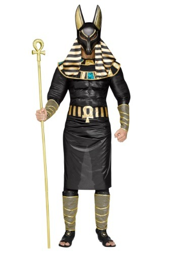 Disfraz de Anubis para adulto