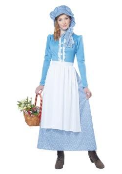 Disfraz de mujer pionera para adulto