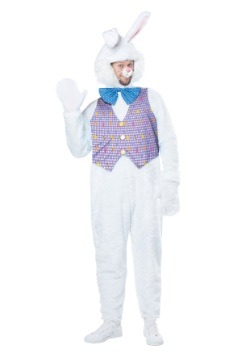 Disfraz de conejito de Pascua para adulto
