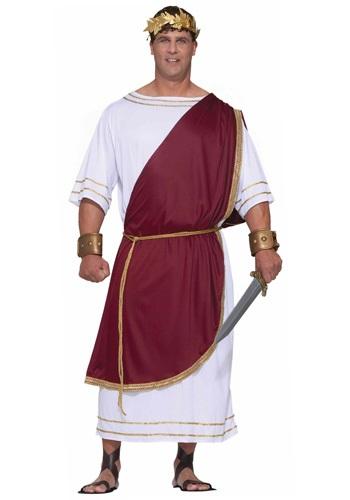 Disfraz de César poderoso talla extra